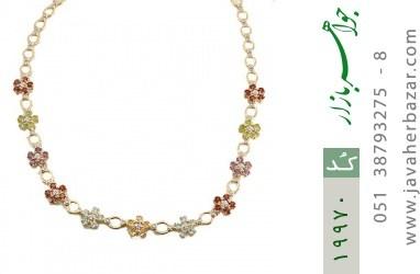سینه ریز چندنگین الماس دار مانی طرح اشرافی بی نظیر زنانه - کد 19970