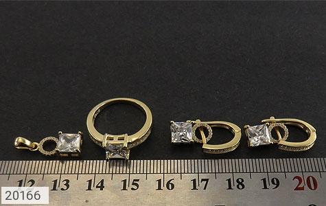 سرویس کلاسیک جواهری زنانه - تصویر 8