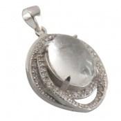 مدال دُر نجف طرح گوهر زنانه