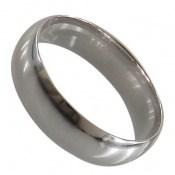 حلقه ازدواج نقره رینگ ساده