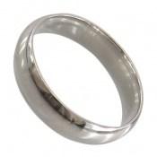 حلقه ازدواج نقره رینگی زیبا