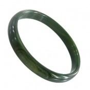 النگو عقیق سنگی سبز زنانه