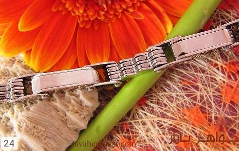 دستبند استیل مردانه - عکس 3