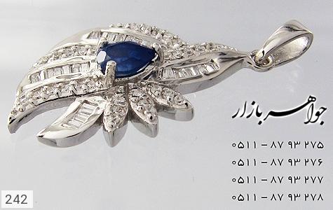 مدال تـایلنـدی طرح یاقوت زنانه - تصویر 2