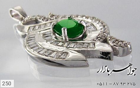 مدال جید پرنگین زنانه - تصویر 2