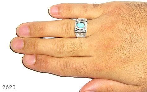 انگشتر فیروزه نیشابوری - تصویر 8