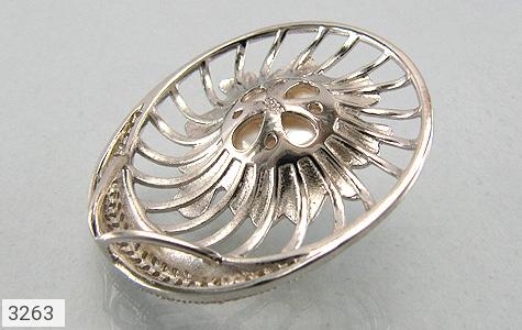 مدال مروارید آفتابگردان زنانه - تصویر 2