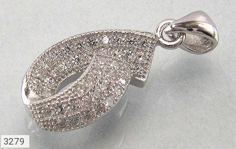 مدال نقره پیچ زنانه - عکس 1