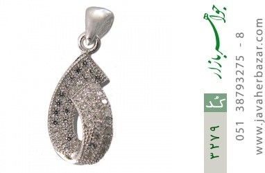 مدال نقره پیچ زنانه - کد 3279