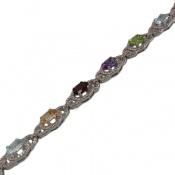 دستبند چندنگین معدنی و مرغوب زنانه