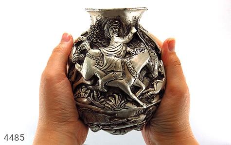 تندیس نقره لوکس هنر دست استاد میلاد هوشنگی - تصویر 16