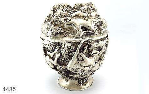 تندیس نقره لوکس هنر دست استاد میلاد هوشنگی - تصویر 8