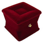 جعبه جواهر مخملی لوکس