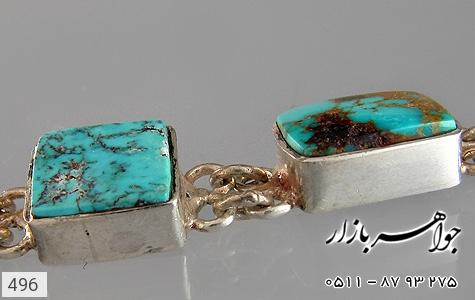 دستبند فیروزه نیشابوری - عکس 3