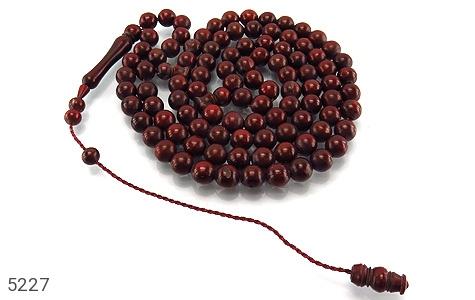تسبیح کوک (کشکول) 101 دانه خوش رنگ گرد اکسترا - عکس 1