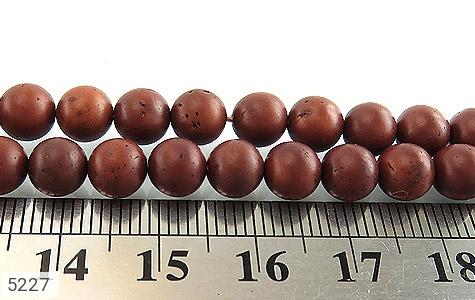تسبیح کوک (کشکول) 101 دانه خوش رنگ گرد اکسترا - عکس 9