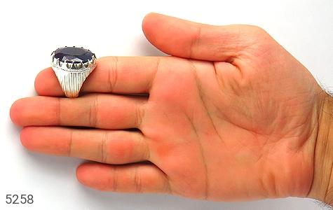 انگشتر یاقوت آفریقایی رکاب دست ساز - تصویر 8