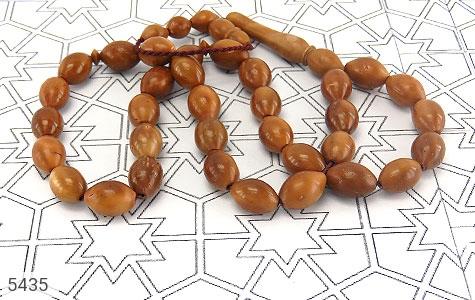 تسبیح کوک (کشکول) 33 دانه درشت هلی - تصویر 4