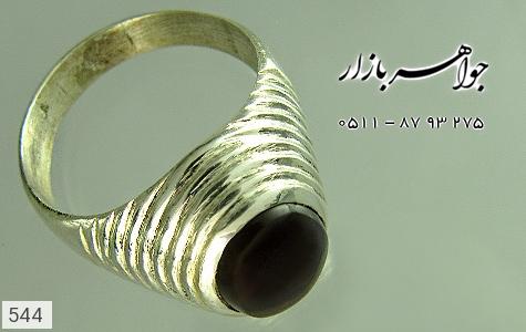 انگشتر عقیق یمن - عکس 1