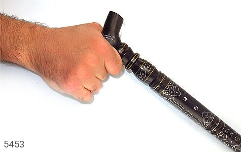 عصا آبنوس فریم دست ساز - تصویر 6