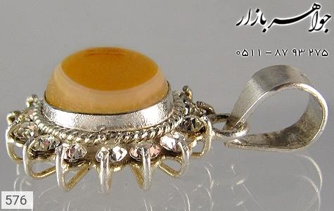 مدال عقیق باباقوری زنانه - تصویر 2