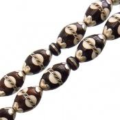 تسبیح نقره و کوک (کشکول) 33 دانه سوپر دست ساز مصری