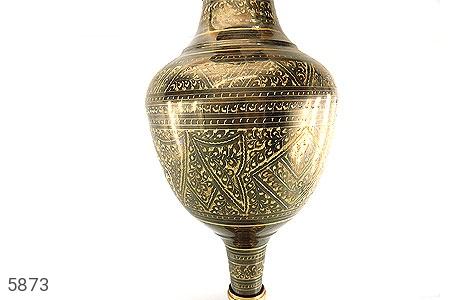 تندیس برنج فریم دست ساز - تصویر 2