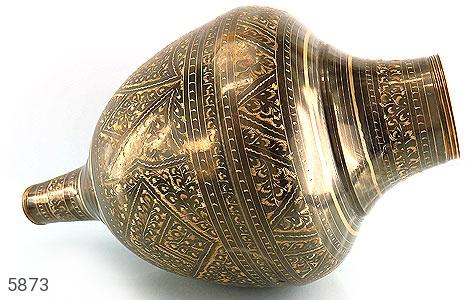 تندیس برنج فریم دست ساز - تصویر 4