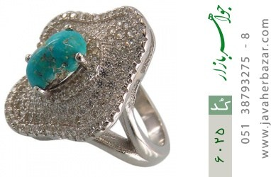 انگشتر فیروزه نیشابوری - کد 6025