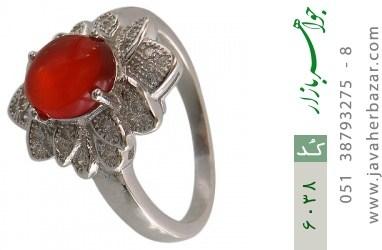 انگشتر عقیق یمن - کد 6038