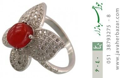 انگشتر عقیق یمن - کد 6040