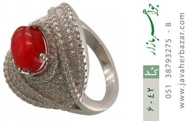 انگشتر عقیق یمن - کد 6042