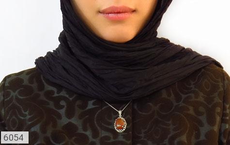 مدال عقیق یمن حکاکی شرف الشمس - تصویر 6