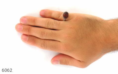 انگشتر عقیق حکاکی یا زینب - عکس 5