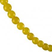 تسبیح جید زرد 101 دانه