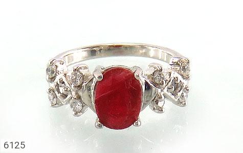 سرویس یاقوت سرخ طرح جواهری زنانه - عکس 3