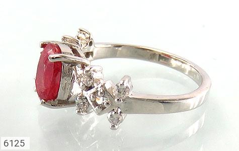سرویس یاقوت سرخ طرح جواهری زنانه - تصویر 4