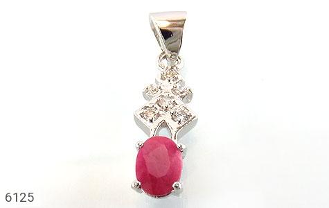 سرویس یاقوت سرخ طرح جواهری زنانه - عکس 5