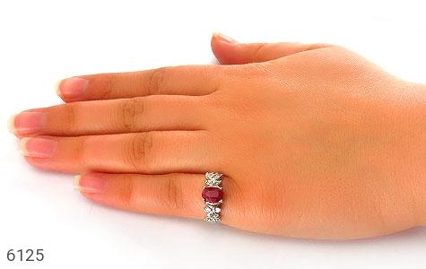 سرویس یاقوت سرخ طرح جواهری زنانه - تصویر 8