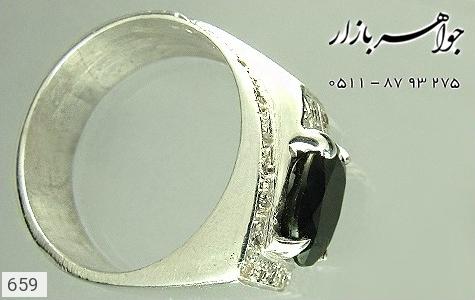 انگشتر یاقوت رکاب دست ساز - عکس 3