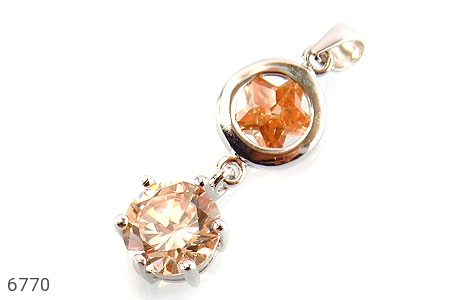 مدال نقره طرح ستاره زنانه - عکس 1