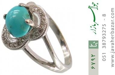 انگشتر فیروزه نیشابوری - کد 6792