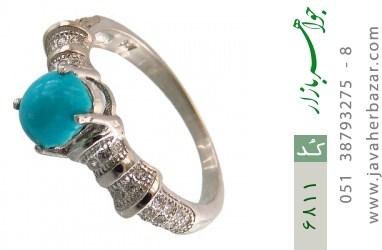 انگشتر فیروزه نیشابوری - کد 6811
