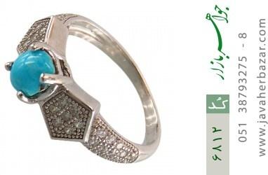 انگشتر فیروزه نیشابوری - کد 6812