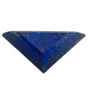 نگین تک لاجورد اصل طرح مثلث درشت