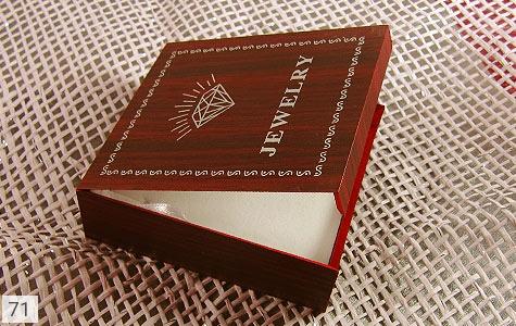 جعبه جواهر چوبی سایز بزرگ - تصویر 2