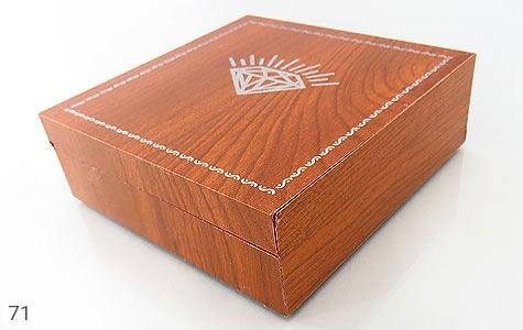 جعبه جواهر چوبی سایز بزرگ - عکس 3