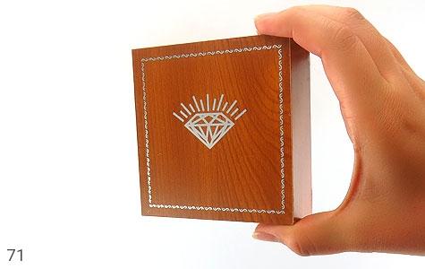 جعبه جواهر چوبی سایز بزرگ - تصویر 6