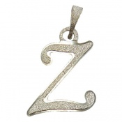 مدال نقره حرف لاتین Z