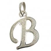 مدال نقره حرف لاتین B